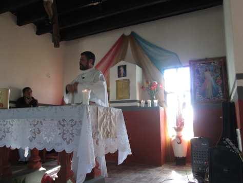 first Mass